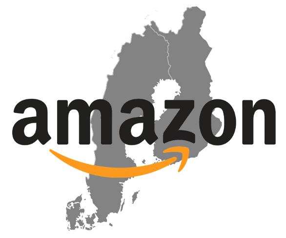 Ostoksia Amazonista Suomeen