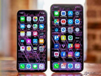 Paras iPhone 2018-2019
