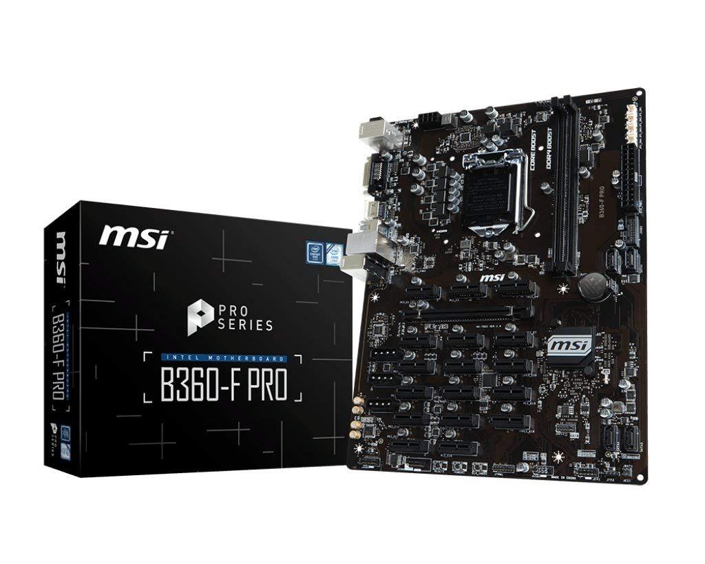 MSI B360-F PRO LGA 1151